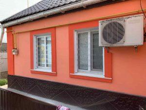 Прозрачные защитные решетки на окна.